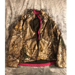 Realtree coat